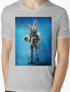 Fennec the captain Mens V-Neck T-Shirt