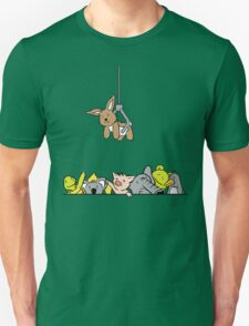 Don't Drop the Prize Unisex T-Shirt