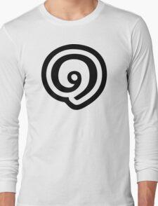Thailand Number 1 / One / ๑ (Nueng) Thai Language Script Long Sleeve T-Shirt