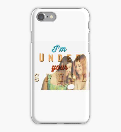 I'm Under Your Spell iPhone Case/Skin
