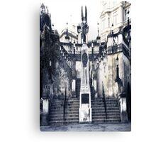 Angel Stair Canvas Print