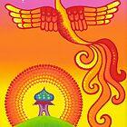Phoenix journey by Elspeth McLean