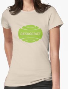 Eureka7 Gekkostate Womens Fitted T-Shirt