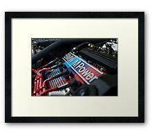 Eddie's BMW E30  Framed Print