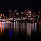 brisbane city by aussieazsx