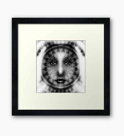 Tigeress Dreams Framed Print