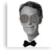 Bill Nye Eyes Canvas Print