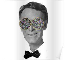 Bill Nye Eyes Poster