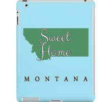 Montana Sweet Home Montana iPad Case/Skin