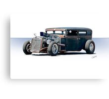Dodge Four Door 'Big Rat' Sedan Canvas Print
