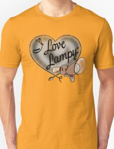 "Brave Little Toaster - ""I Love Lampy""  T-Shirt"