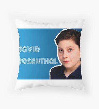 David Rosenthal matilda the musical Throw Pillow