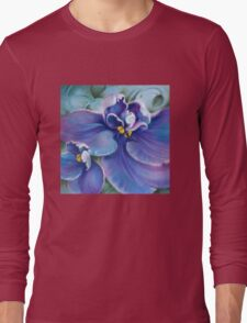 """""""The Violet"""" Long Sleeve T-Shirt"""