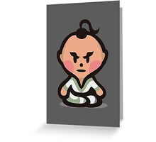 Poo Earthbound Greeting Card
