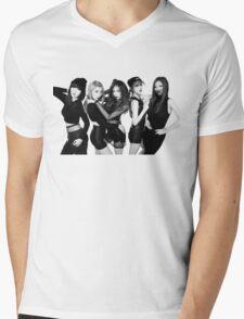 4 minute poster Mens V-Neck T-Shirt