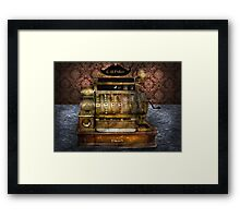 Americana - They don't build them like this anymore  Framed Print