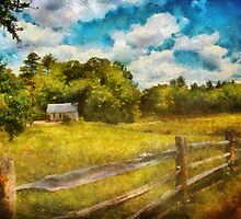 Country - It's so peaceful in the country by Mike  Savad