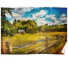 Country - It's so peaceful in the country Poster
