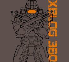 XBlog 360 chief tee v2 Unisex T-Shirt