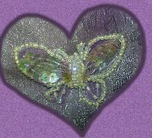 Butterfly Broach - Tribute by KazM