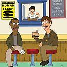 Bob Burgers by Jeremy Kohrs