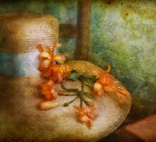 Flower - Spring fashion by Mike  Savad