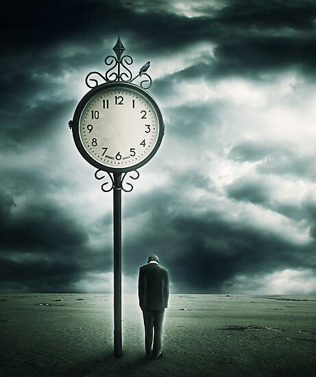 And when the Clock stops.. by Matteo Pontonutti