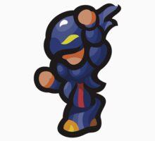 Cecil Dark Knight Baby Tee