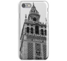 Seville - The Giralda  iPhone Case/Skin