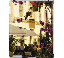 Streets of Seville, Spain  iPad Case/Skin