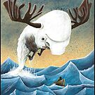 The search for the Moose Whale by Chris Harrendence