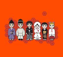 Shinto Wedding Kids Clothes