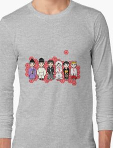 Shinto Wedding Long Sleeve T-Shirt