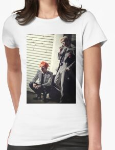 GD & TOP ZUTTER Womens Fitted T-Shirt