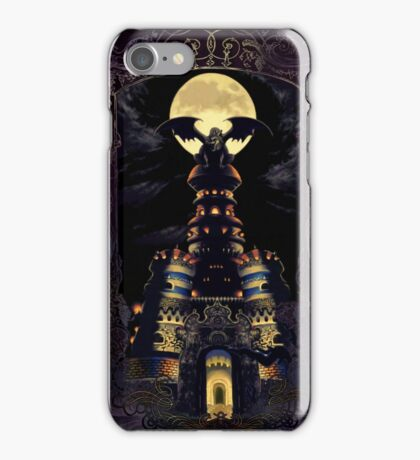 Magus Castle iPhone Case/Skin
