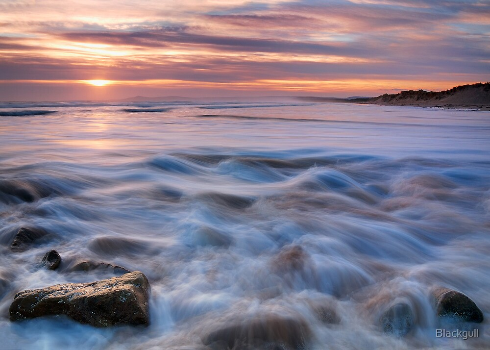 Waters Edge by Blackgull