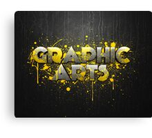 Graphic Arts Canvas Print