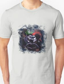 Harley Quinn & Joker mad love  T-Shirt