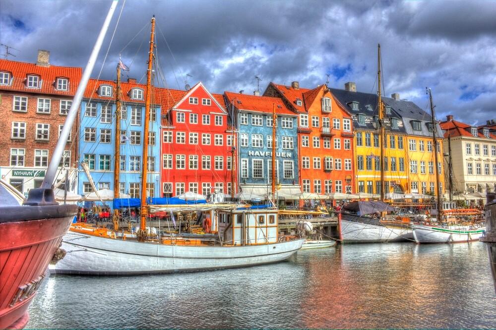 DK Nyhavn by Frostworld