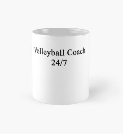 Volleyball Coach 24/7  Mug