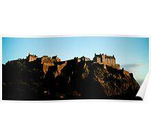 Edinburgh Castle - Edinburgh Poster