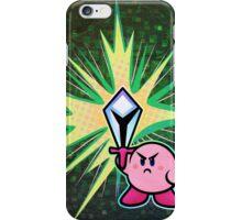 Kirby Sword iPhone Case/Skin