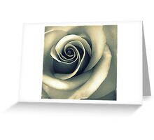 Rolling time Greeting Card