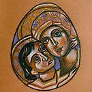 Madonna & Child #1 by MegJay