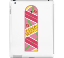 Back to the Future Hover Board iPad Case/Skin