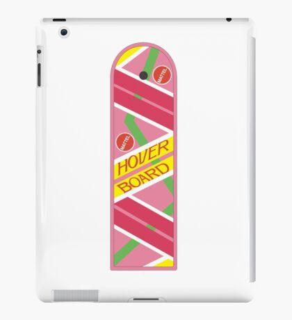 Back to the Future Hover Board iPad Case/Skin