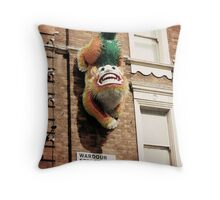 wardour dragon Throw Pillow