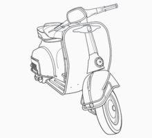 Scooter/ MotorBike by Alexander Suen