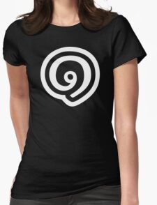 Thailand Number 1 / One / ๑ (Nueng) Thai Language Script Womens Fitted T-Shirt
