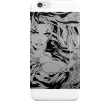 Witchblade - Sara Pezzini iPhone Case/Skin